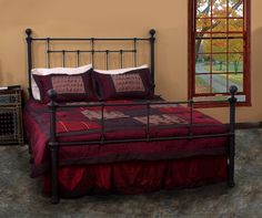 <br>  <li>Complete your bedroom decor with this Austen queen-size bed  <LI>This bed combines elegant style and quality craftsmanship  <LI>Sturdy piece of furniture features steel construction