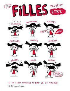 Les stéréotypes vus par Elise Gravel