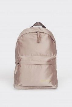 City backpack beige