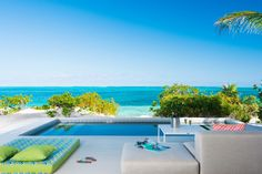 Villa Dunes at Grace Bay, Turks & Caicos.  It is tough to compete with something as beautiful and world famous as the beach along Grace Bay in Turks & Caicos, but most agree that The Dunes at Grace Bay is an ideal match to this stunning setting. A true architectural masterpiece, it makes the very most of its setting and its scenery. Overlooking Smith Reef, it also provides something rare in the world of private villas, and that is total access to two nearby resorts. Guests of this vil...