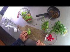 Groene tomaten fermenteren | Koken met Kennis