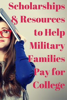 Scholarships and Resources to Help Military Families Pay for College
