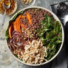 Quinoa Power Salad - EatingWell.com