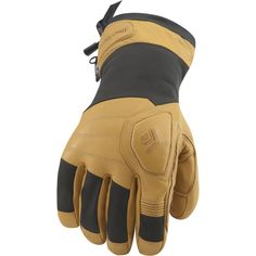 Black Diamond Patrol Gloves (Unisex) - Mountain Equipment Co-op. Free Shipping Available