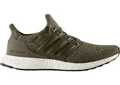 b84243a49264 Check out the adidas Ultra Boost 3.0 Trace Olive available on StockX Green  Sneakers