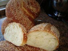 Cucina siciliana: il pane siciliano all'olio di oliva