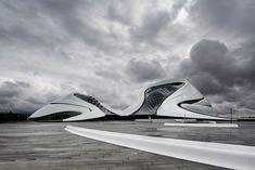 Hufton + Crow   Projects   Harbin Opera House