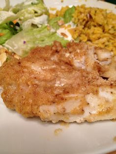I am not a big fish eater...but I do enjoy the light taste of Orange Roughy. I did have to go to four different stores to find it here in ...