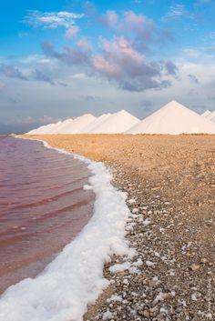 Bonaire Salt Plains / Zoutpannen