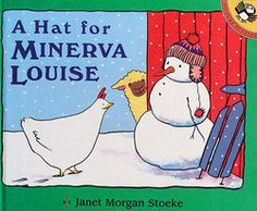 A Hat for Minerva Louise - Flannel Board Story
