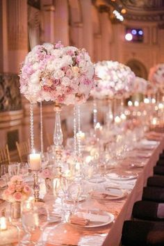 Tablescapes - Belle The Magazine -repinned from Los Angeles County & Orange County wedding minister https://OfficiantGuy.com #weddingofficiant #losangelesweddings