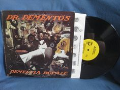 Various - Dr. Demento's Basement Tapes #8
