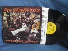 Various - Dr. Demento's Basement Tapes #8