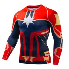 19 New Nightwing Printed T-shirts Men Long Sleeve Cosplay Costume Fitness Clothing Male Tops Halloween Costumes For Men Pri 56 Cosplay Costumes, Halloween Costumes, Best Workout Routine, Workout For Flat Stomach, Used Wedding Dresses, Fitness Clothing, Nightwing, Women's Leggings, Fun Workouts