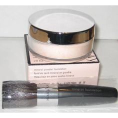 Mary Kay Mineral Powder Foundation  #Makeup