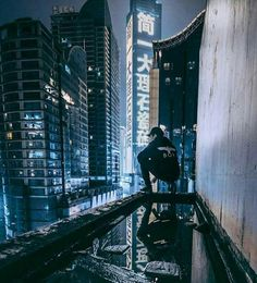 urban art Cyberpunk Aesthetic, Cyberpunk City, City Aesthetic, Parkour, Urban Photography, Street Photography, Photography Poses, Night City, Future City