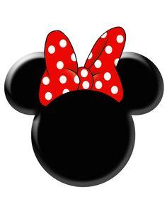 Minnie Mouse Printable