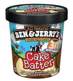 My favorite Ben & Jerry's <3