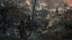 Bloodborne Isn't Harder, But You Might Die At Any Point - http://www.worldsfactory.net/2015/02/23/bloodborne-isnt-harder-might-die-point