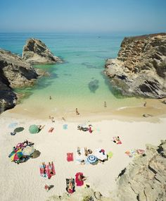 Praia Piquinia, by Christian Chaize: http://www.christianchaize.com/  I have so many fond memories of the South of Portugal...