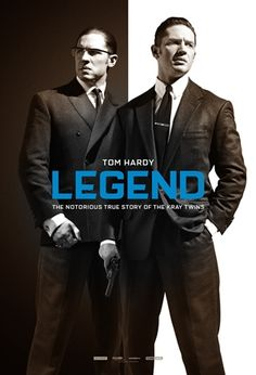 """Legend"" is another quality release from Helgeland that portrays the criminal story of The Kray Twins.      Tom Hardy stars in this film as none other than Ron & Reggie Kray, the infamous brothers that wreaked havoc during the 60s.    ""Legend"" tells a story of deep-rooted family ties and criminal insanity, in a world where the only loyalty around is blood.   Have you watched it?"