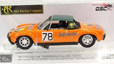 SRC01610 Porsche 914/6 Jagermeister orange