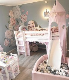 baby girl nursery room ideas 758997343435935932 - Using Little Girls Room Adhere to a design style that you will love, but in addition one which can help make your room feel larger. Decorating a kid's room can be fun, partic… Source by nadiababaei Baby Bedroom, Baby Room Decor, Nursery Room, Girl Nursery, Room Baby, Baby Girl Bedroom Ideas, Baby Room Ideas For Girls, Bed For Girls Room, Kid Decor