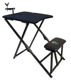 The Shooters Ridge Deluxe Field and Range Bench is lightweight and easy to fold up, so you can take it with you to the range. And the padded seat and top make the Shooters Ridge Deluxe Field and Range Bench comfortable to us