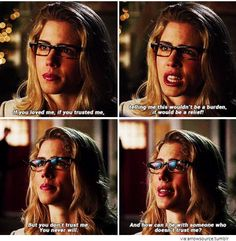 Arrow Mia Smoak Fanfiction