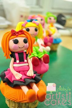 Lala Loopsy Gumpaste Figure Tutorial