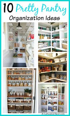 While a pantry with a functional look would be perfectly fine, I'd prefer if…