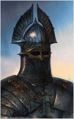 Gothmog, Lieutenant of Morgul by John Howe