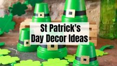 18 Best DIY St Patricks Day decor ideas that you can make at home! These St Patricks Day decor ideas are really amazing looking! 100 Life Hacks, Useful Life Hacks, Mason Jar Crafts, Mason Jar Diy, Ab Wheel Workout, Diy St Patricks Day Decor, Camping Meals, Camping Hacks, Camping Recipes