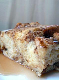 Cinnamon & Nutmeg French Toast Bake