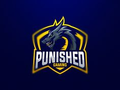 eSports Team and Gaming Mascot Logos for Inspiration in 2018 Team Logo, Go Logo, Logo Inspiration, How To Make Logo, Make Your Own Logo, Viking Logo, Logo Shapes, Game Logo Design, Esports Logo
