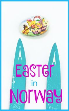 Norway has the world's longest Easter holiday and people usually spend it up in mountain cabins skiing and relaxing - read on for more Norwegian Easter holiday traditions!