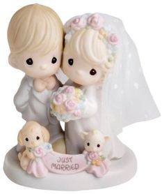 """Precious Moments """"Till The End Of Time"""" Figurine"""