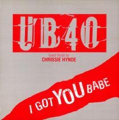UB40 - I got you babe