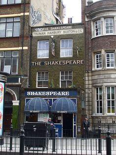 The Shakespeare Pub II - East London