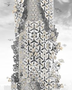 Drone Tower Could Host Hundreds Of Drones In Manhattan's Center