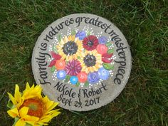 Personalized Wedding Garden Stone Gifts for Parents with ANY FLOWERS names, titles and dates! Wedding Gifts For Bride And Groom, Mother Of The Groom Gifts, Wedding Gifts For Parents, Best Wedding Gifts, The Wedding Date, Bride Gifts, Mother Gifts, Mother Of The Bride, Gift Wedding