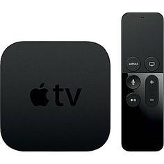 Refurbished Apple TV 4th Generation 32GB $115 - http://www.gadgetar.com/refurbished-apple-tv-4th-generation-32gb/