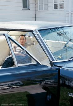 Oh... Well... Marshall... I am willing to get in that car with you... You know...