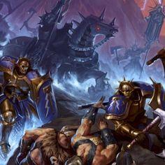 Instagram media by age_of_sigmar - #gamesworkshop #warhammer #ageofsigmar #aos #sigmar #wargaming Warhammer Art, Warhammer Fantasy, Stormcast Eternals, Age Of Sigmar, Fantasy Artwork, Fantasy World, Old World, Warriors, Art Reference