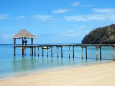 Plage de N'Gouja, Mayotte. I went here !