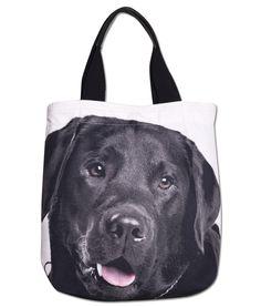 Bolsa Sacola Labrador Preto UseNatureza.com www.usenatureza.com #UseNatureza #JeffersonKulig #moda #fashion #bolsa #natureza