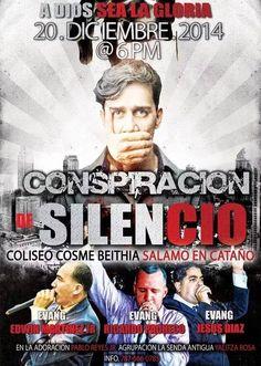 Conspiración de Silencio - Puerto Rico 2014