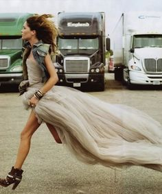 I wish I could wear dresses like that on a daily basis