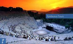 Did you know that the Asclepieion at #Epidaurus was the most celebrated healing center of the Classical world, the place where ill people went in the hope of being cured? Join Epidaurus tours and learn more with Key Tours!  http://blog.keytours.gr/2013/06/epidaurus-tours.html