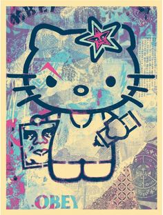 Hello Kitty x Known Gallery (2012)